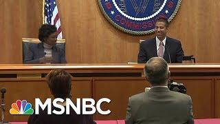 FCC Repeals Net Neutrality Rules | MSNBC