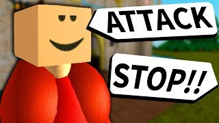 I became their Roblox queen and MADE THEM ATTACK PEOPLE