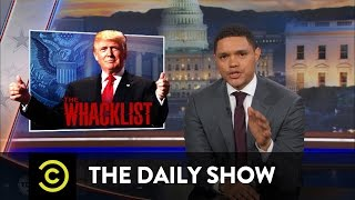 Team Trump Proposes a Muslim Registry: The Daily Show