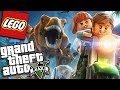 GTA 5 Mods - LEGO JURASSIC WORLD w/ OWEN...mp3