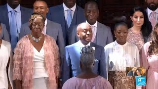 "UK Royal Wedding: Gospel Choir sings ""Stand by Me"""