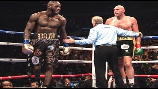 He's One Punch Man - Wilder, One Of Histories Hardest Hitters