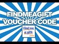 Find Me a Gift Voucher Code, Discount Co...mp3