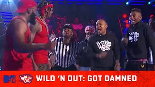 Nick Cannon & Chico Bean Take Down Bow Wow & Funny Mike 😂 | Wild