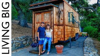 Beautifully Handcrafted Heirloom Tiny House