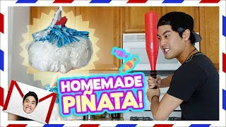 Homemade Pinata! (Teehee Time)