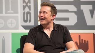 Elon Musk Amazing Interview At SXSW 2018