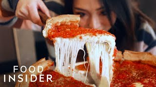 41 Next-Level Pizza Slices Across The US | The Ultimate List