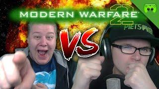 Modern Warfare 2 🎮 Br4mm3n vs. Jay 2.5 #3