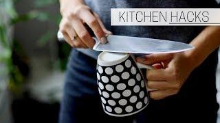 FOOD PREP HACKS » for beginner cooks