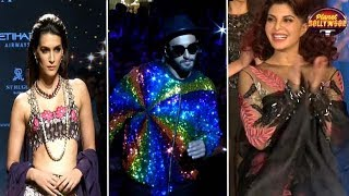 Ranveer, Sunny, Kriti,Jacqueline, Aditya & Other B Town Celebs Attend A Fashion Event