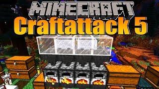 Villager Trades & Spezial Ofen! - Minecraft Craftattack 5 #10
