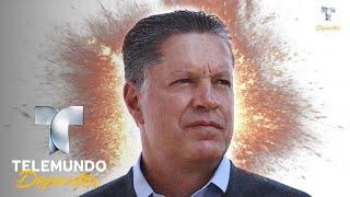 La misión imposible de Peláez con Cruz Azul   Liga MX   Telemundo Deportes
