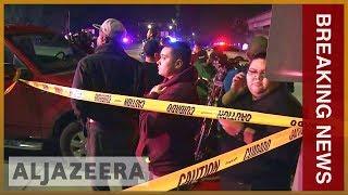 🇺🇸California bar shooting: At least 12 killed l Breaking News