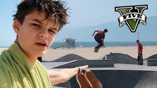 Wie in GTA!! (Oskar in LOS ANGELES #3) | Oskar
