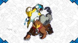Entei and Raikou Join the 2018 Legendary Pokémon Celebration!