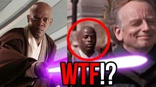 4 heftige Star Wars FILM-FEHLER