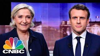 Marine Le Pen, Emmanuel Macron Face Off In Final TV Debate | CNBC