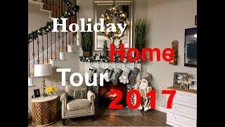 CHRISTMAS HOME TOUR 2017 | HOLIDAY DECOR
