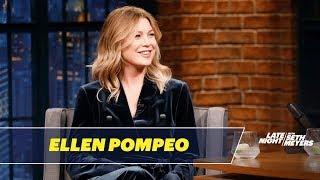 Ellen Pompeo Reflects on Grey