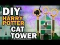 😺 DIY Harry Potter Cat Treemp3
