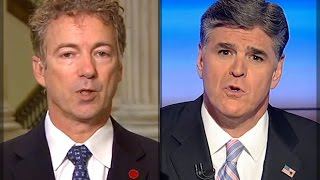 Rand Paul Educates Hannity About Marijuana