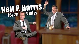 """Neil Patrick Harris - """"You Have Alot Of Gay Content Craig"""" - 16/20 Visits In Chronological Order"""