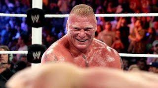 10 Times Brock Lesnar