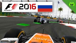 BUGS, BUGS, BUGS | Russland 2/2 🎮 F1 2016 #65
