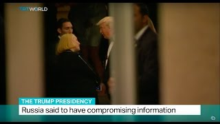 The Trump Presidency: Russia said to have compromising info on Trump