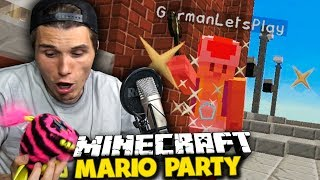 "ABOOS ""KOPF-UNFALL"" & GLP MUSS LEIDEN! ✪ Mario Party mit GERMANLETSPLAY"