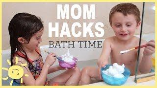 MOM HACKS ℠ | Bath Time! (Ep. 5)