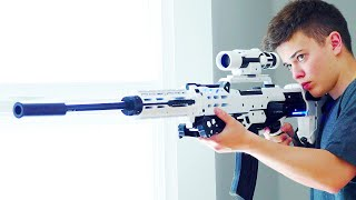 ... PDKFilms NERF Gun Videos screenshot 3 ...