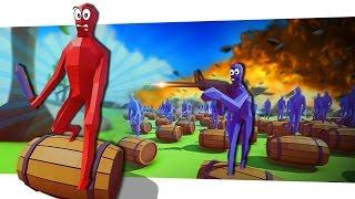 Die besten TRUPPEN Ever!   Totally Accurate Battle Simulator (Tabs)