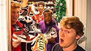 WHO HAS THE BEST SNEAKER COLLECTION IN 2HYPE?!