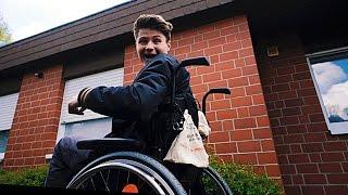 Wheelie im Rollstuhl?