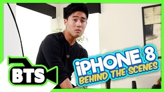 Making the iFhone 8! (BTS)