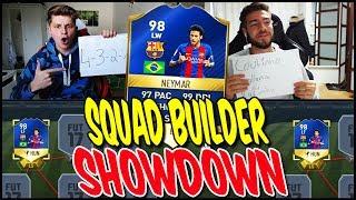 FIFA 17 - 98 TOTS NEYMAR SQUAD BUILDER SHOWDOWN!! 😱⚽🔥 - FIFA 17 ULTIMATE TEAM (DEUTSCH)