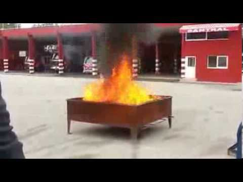Abc tozlu yangın tüpü 12 kg