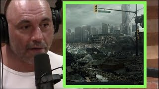 What Would Joe Rogan Do in the Apocalypse?
