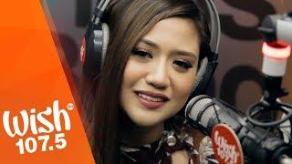"Morissette performs ""Akin Ka Na Lang"" LIVE on Wish 107.5 Bus"