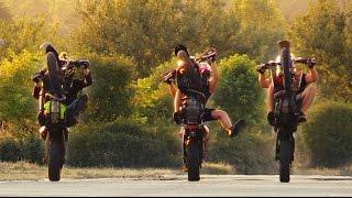 Supermoto vs Enduro | Hot Summer Days 2015