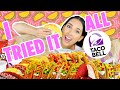 I Eat EVERYTHING On The TACO BELL Menu (...mp3