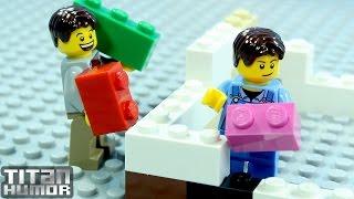Lego Building Fail