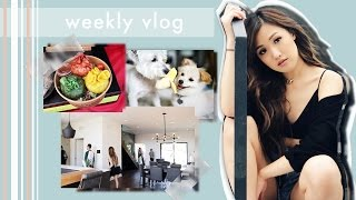 A Weekly Vlog // House Hunting, Foodie Adventures | ilikeweylie