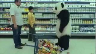 Geil!! Sag niemals Nein zu Panda - Panda Käse Werbung