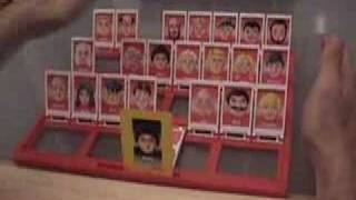 How to win Guess Who?...in one move.