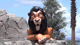 Lion King wing at Disney