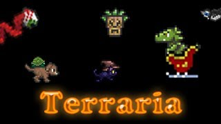 Terraria 1.2.1.2 : Все о NPC (Как получить всех Npc/ Npc tutorial) - Cortesia de El Tubo Adventista