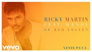 Ricky Martin - Vente Pa